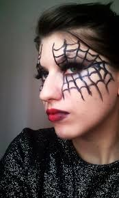 halloween makeup tutorial u2013 the black widow u2013 makeup brushes
