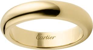 wedding band crb4031300 1895 wedding band yellow gold cartier
