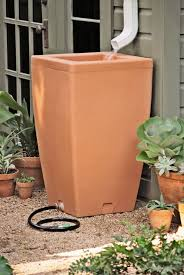 First Flush Diverter Plans by Downspout Diverter Rain Barrel Diverter Gardener U0027s Supply