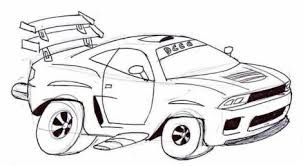 junior car designer learn how to draw cars step by step