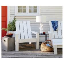 Target Threshold Patio Furniture Outdoor Faux Concrete Accent Table Threshold Target