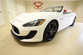 maserati red and black 2013 maserati granturismo mc stradale mc stradale convertible