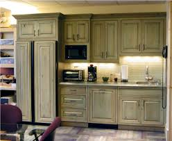 Distressed Kitchen Furniture by Distressed Kitchen Cabinet In Black Latest Kitchen Ideas