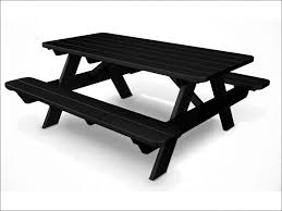 Commercial Picnic Tables by Exteriors Molded Plastic Picnic Tables 6 Ft Wooden Picnic Table