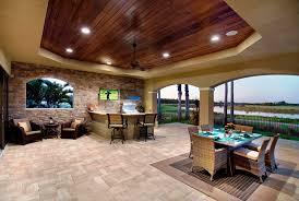 Outdoor Entertainment Center - luxury outdoor kitchens outdoor entertainment center outdoor