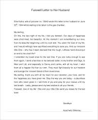 sample love letters to my husband u2013 7 examples in word pdf