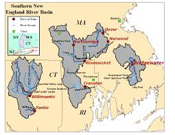Rivers In Usa Map by Southern New England River Basin Photos