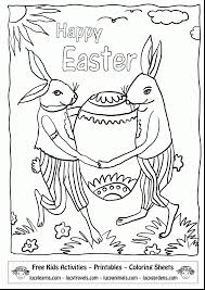 stunning easter bunny coloring pages printable with printable