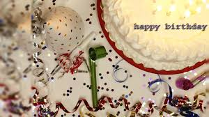 happy birthday cake with celebrate birthday wallpaper cool images