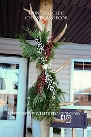 Christmas Decorations With Deer Antlers by Best 25 Elk Antlers Ideas On Pinterest Deer Horns Decor Rustic