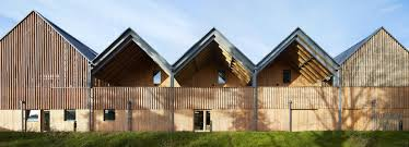 home and design uk feilden clegg bradley creates sunlit studios for art and design