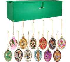 joan rivers 2016 set 12 mini russian inspired egg ornaments page