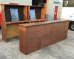 Rustic Bars Wooden Rustic Back Bars Bars2you Ltd