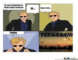 Csi Glasses Meme - aww yeah meme csi mne vse pohuj