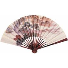 held paper fans held paper fan holding fans and costumes