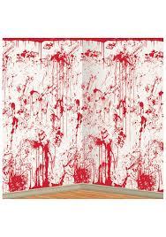 scary halloween backdrops bloody wall backdrop