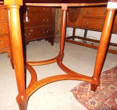 Esszimmertisch Rund Antik Kleiner Biedermeier Esstisch Rund Und Verlängerbar Antik Möbel