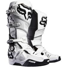 black motocross boots fox racing black u0026 white instinct boots rp 6 250 000 only