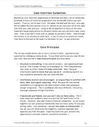 Management Consulting Resume Sample Management Consultant Resume Case Studies