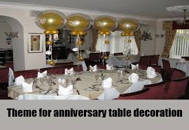 table decorations for 50th wedding anniversary 3127