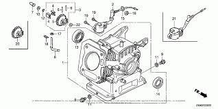 honda gx160 engine diagram in honda engines gx160ut2 qx2 engine tha