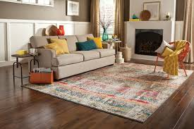 Sofia Area Rug Living Room Modern Bright Colored Area Rug Colorful Rugs For Best