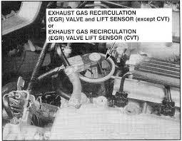1998 toyota camry code p0401 p0401 1997 honda civic exhaust gas recirculation insufficient flow