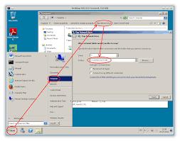 Map Network Drive Batch File Firststeps U003c Linux U003c Gsi Wiki