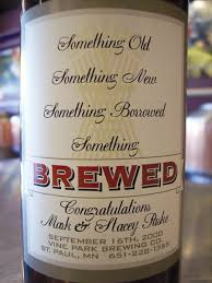 something something new something borrowed something brewed brew your own wedding minnesota