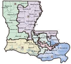 Florida House Districts Map All About Redistricting Louisiana