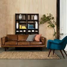 Midcentury Leather Sofa Leather Sofa Loveseat Leather Sofa Gallery Xtend Studio Com