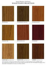 Stain Exterior Door Standard Stain Finishes Entry Doors Target Windows And Doors