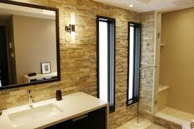Natural Stone Bathroom Tile Unique Bathroom Wall Decor Ideas From Natural Stone Bathroom Wall