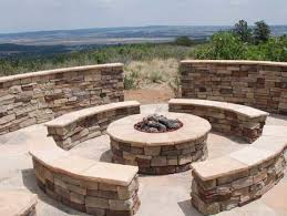 Modern Firepits Modern Outdoor Pits Minimalist Modern Wood Fence Designs