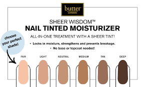 sheer wisdom nail tinted moisturizer ulta beauty