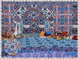Ottoman Tiles Vidia S V Ottoman Tiles 2