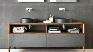 waschtisch design design waschtisch mit unterschrank waschbecken rund mit