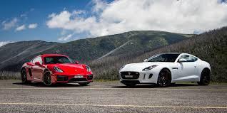nissan maxima vs porsche f type s coupe v porsche cayman gts comparison review