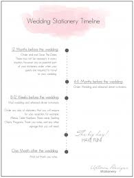 wedding invitations timeline when should you send out wedding invitations when should you send