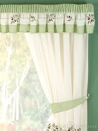 Green And White Kitchen Curtains Green Kitchen Curtains Eulanguages Net