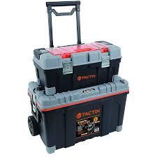 tool box tactix 2 in 1 rolling tool box walmart com