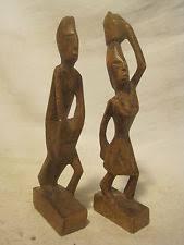 haitian wood carving ebay