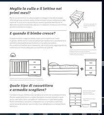 materasso culla misure prenatal it catalogohg indoor 2017 camerette lettini pagina 4 5