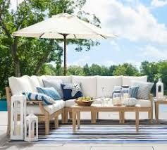 Pottery Barn Furniture Outdoor Lounge Furniture U0026 Patio Furniture Sets Pottery Barn