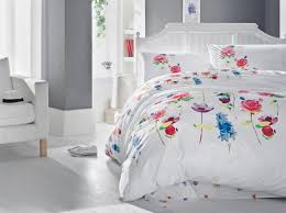 What Is A Bed Set 100 Cotton Duvet Cover Bedding Set In Luxury Box