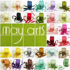 may arts silk ribbon may arts ribbon ebay