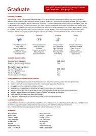summaries for resumes student resume examples graduates format templates builder