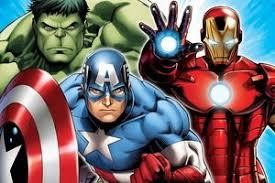 Avengers Rug Bathroom