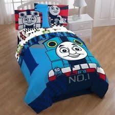 Boys Twin Bedding Boys Train Bedding Ebay