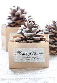 winter wedding favors winter wedding favors